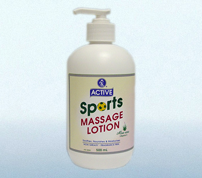 ACTIVE® Massage Lotion