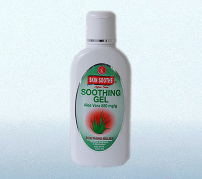 SKIN SOOTHE® After Sun Soothing Gel